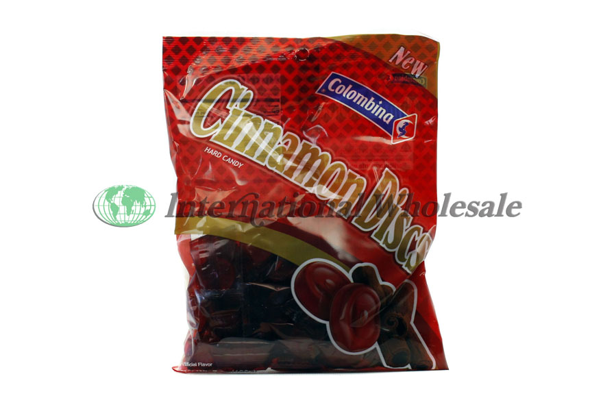 Colombina Cinnamon Discs 24 7 Oz Wholesale Wholesale