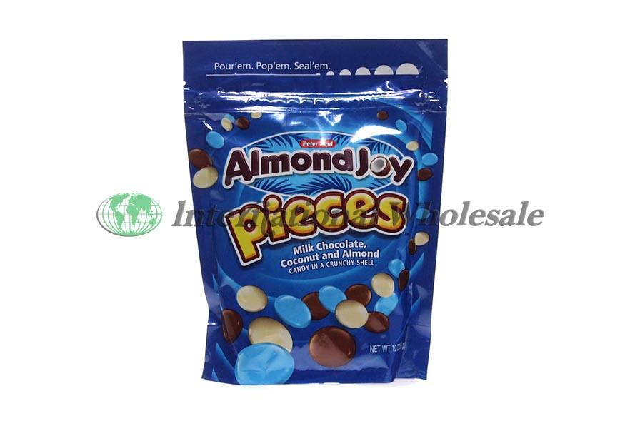 Almond Joy Pieces 12 10 Oz Bag Exp 10 16 Wholesale