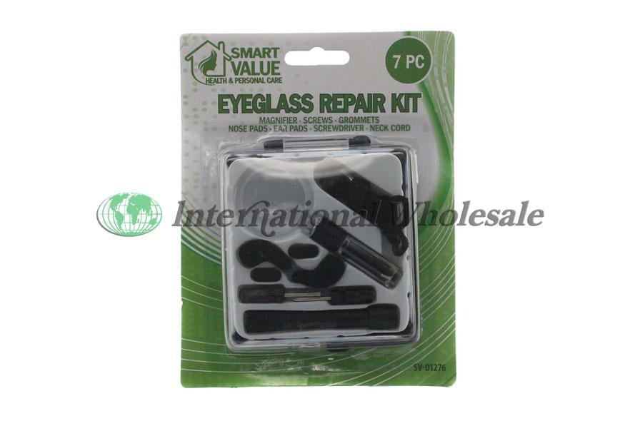 Glasses Repair Kit Rite Aid : EYEGLASS REPAIR KIT SMART VALUE 24CT Wholesale - Wholesale ...