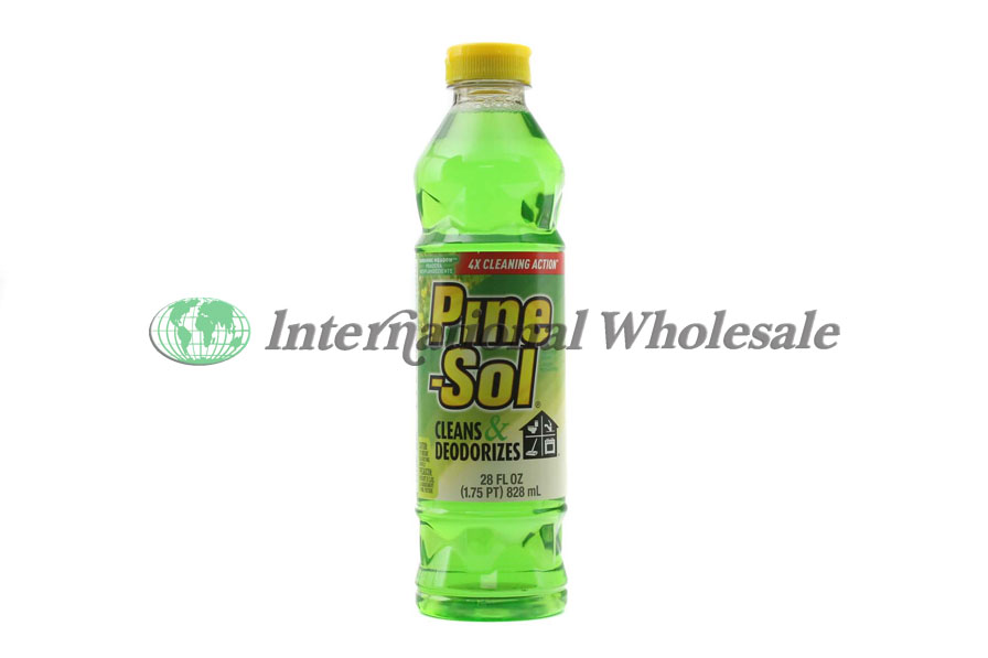 Pine Sol Liq Clnr Sunshine Meadow 12 28 Oz Wholesale