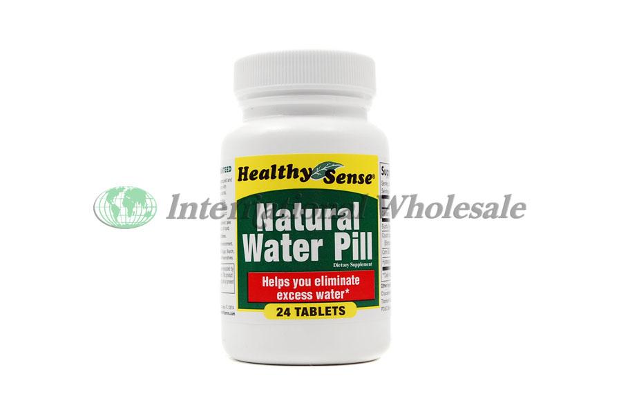 VITAMIN HEALTHY SENSE NATURAL WATER 12/24 TB Wholesale ...