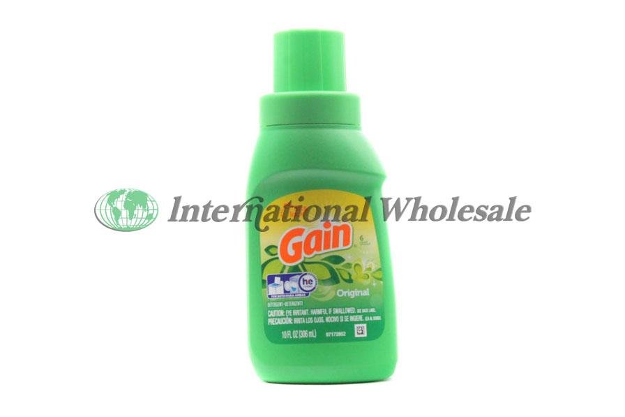 Wholesale Gain 2x Laundry Detergent Original 12 10 Oz