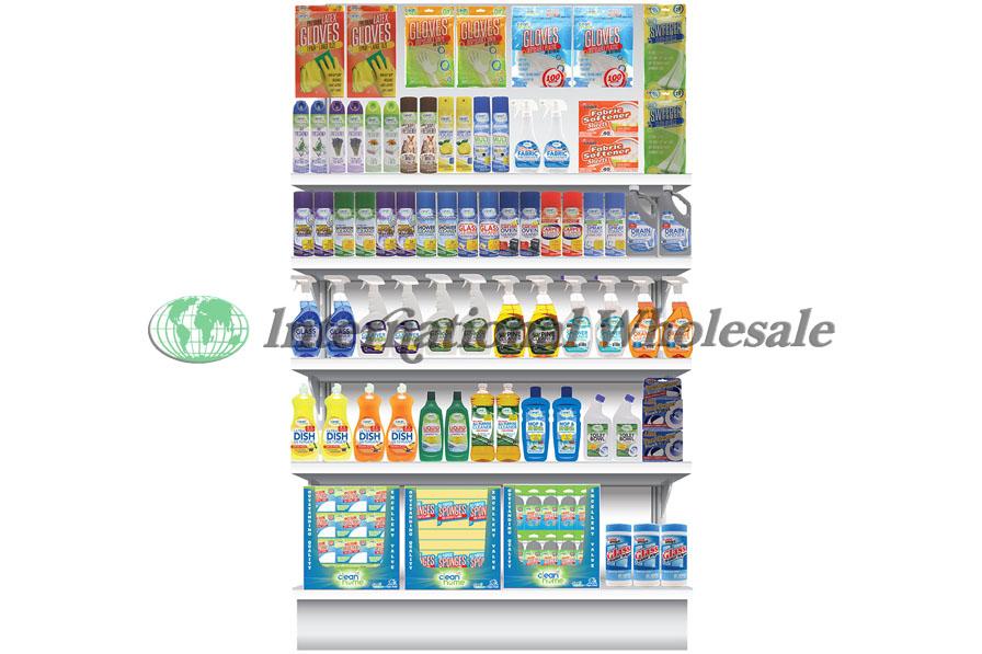 Wholesale Planogram Clean Home 4 Suppliers Import Export