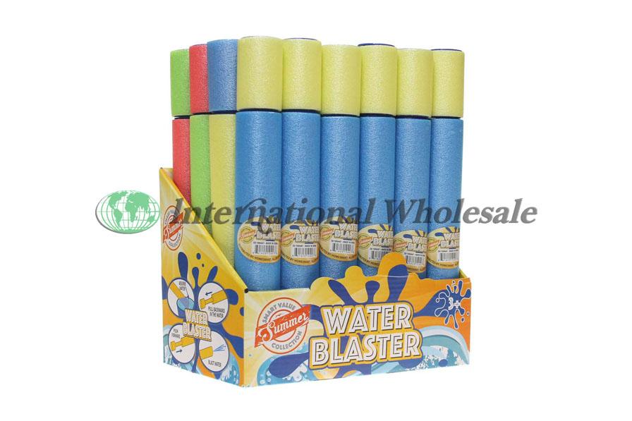 Wholesale Toy Foam Water Gun Asst 24ct Suppliers Import