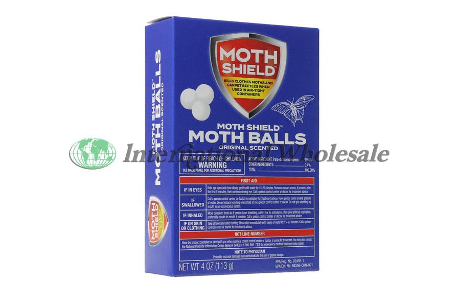 Wholesale Moth Balls Original 24 Ct 4 Oz Suppliers Import